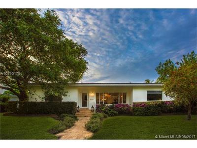Miami Shores Single Family Home Active-Available: 1223 Northeast 102nd St