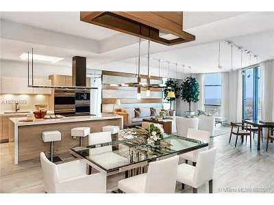 North Miami beach Condo For Sale: 17301 Biscayne Blvd #PH 6
