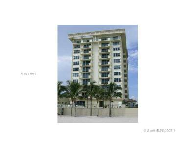 Surfside Condo Active-Available: 9195 Collins Av #710