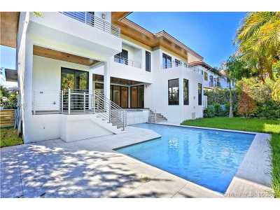 Key Biscayne Single Family Home For Sale: 251 Buttonwood Dr