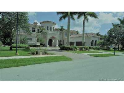 Davie Single Family Home Active-Available: 12738 Equestrian Trl