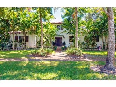 Miami Shores Single Family Home Active-Available: 636 Northeast 101st St