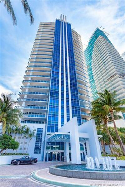 Hollywood Condo For Sale: 3535 S Ocean Dr #2002