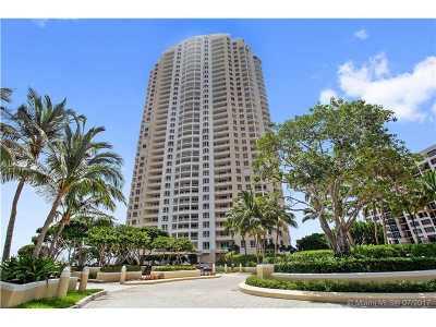 Miami Condo For Sale: 808 Brickell Key Dr #1005