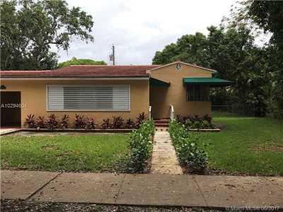 Coral Gables Single Family Home Active-Available