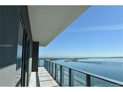 Miami Condo For Sale: 1451 Brickell Ave #3802