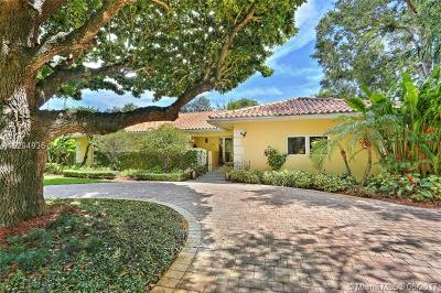 Miami Shores Single Family Home For Sale: 420 NE 95th St