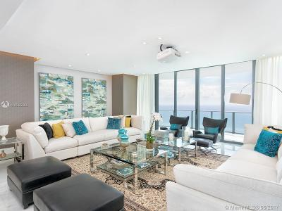 Sunny Isles Beach Condo For Sale: 19575 Collins Ave #42