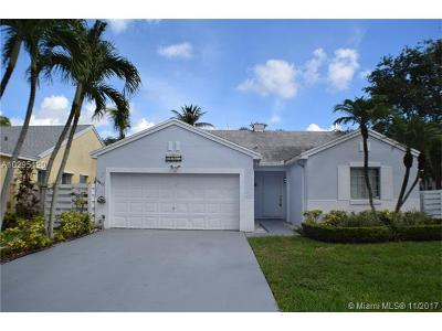 Single Family Home For Sale: 14477 SW 138th Pl