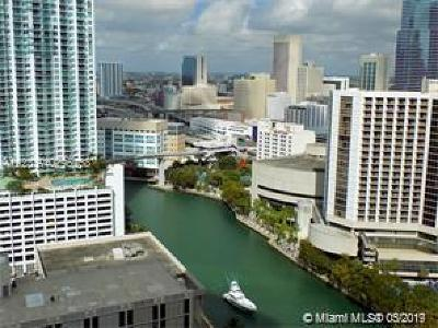 Miami Rental For Rent: 485 Brickell Ave #2703