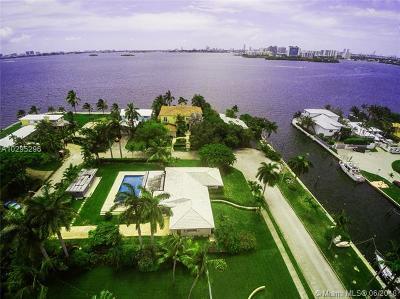 Miami, Miami Beach Single Family Home Active-Available: 1255 Northeast 89th St