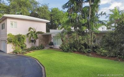 Miami Shores Single Family Home Active-Available: 609 Northeast 105th St