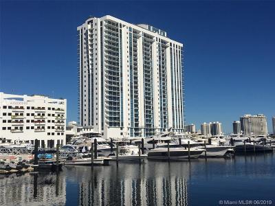 North Miami Beach Condo For Sale: 17301 Biscayne Blvd #1408