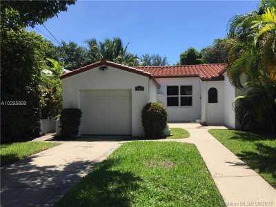 Surfside Single Family Home Active-Available: 9149 Garland