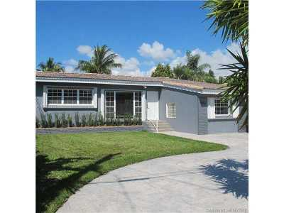 Surfside Single Family Home For Sale: 8942 Garland Ave