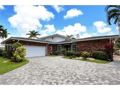 Miami Shores Single Family Home Active-Available: 1501 Northeast 103rd St