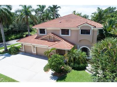 Davie Single Family Home For Sale: 2991 Hidden Hollow Ln