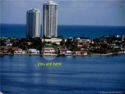Sunny Isles Beach Single Family Home For Sale: 18900 N Bay