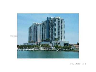 Miami Beach Condo For Sale: 1800 Sunset Harbour Dr #909