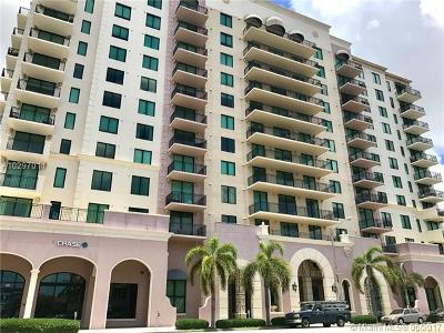 Coral Gables Condo Active-Available: 1300 Ponce De Leon Blvd #902