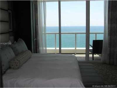 Fontainebleau Condo Active-Available: 4391 Collins Ave #1214
