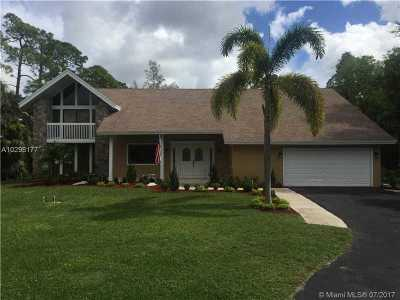 Parkland Single Family Home For Sale: 6042 NW 66th Ave