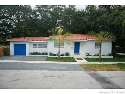 Coconut Grove Single Family Home Active-Available: 2301 Trapp Ave
