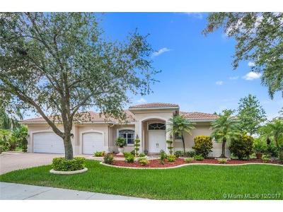 Davie Single Family Home Active-Available: 13839 Southwest 42nd St