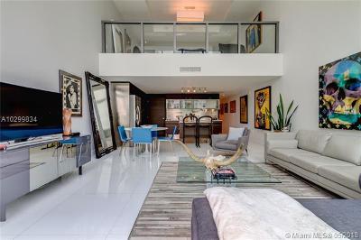 Miami Beach Condo For Sale: 6000 Collins Ave #519