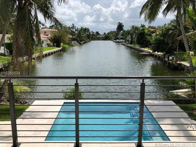 Coral Gables Single Family Home For Sale: 13055 Red Road