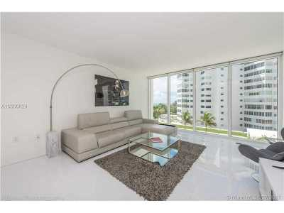 Bal Harbour Condo For Sale: 10275 Collins Ave #416
