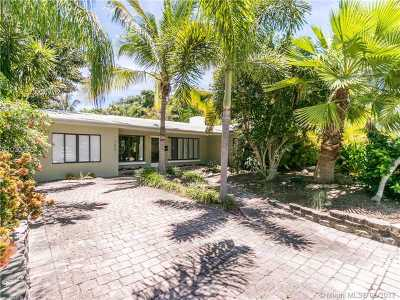 Fort Lauderdale Single Family Home For Sale: 742 NE 17th Ter