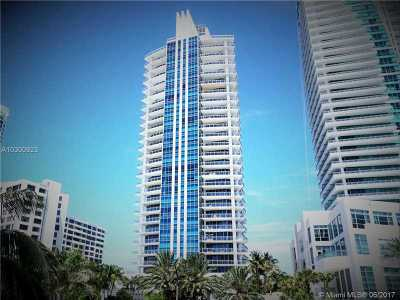 hollywood Condo For Sale: 3535 S Ocean Dr #2706