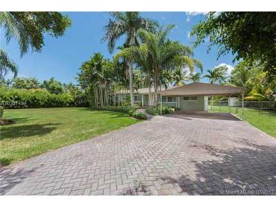 Single Family Home For Sale: 6630 SW 85 St