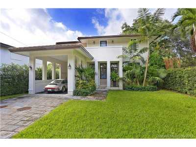 Coral Gables Riveria Sec, Coral Gables Riviera Sec Single Family Home Active-Available: 608 San Esteban Ave