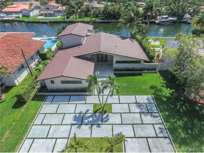 Sans Souci Estates Single Family Home For Sale: 2027 NE 121 Rd