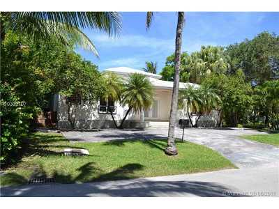 Key Biscayne Single Family Home Active-Available: 573 North Hampton Ln