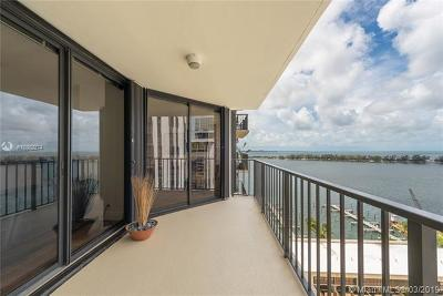 Miami Condo For Sale: 1865 Brickell Ave #A1613