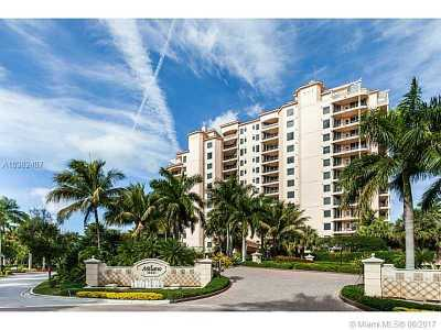 Condo Active-Available: 13621 Deering Bay Dr #PH1204