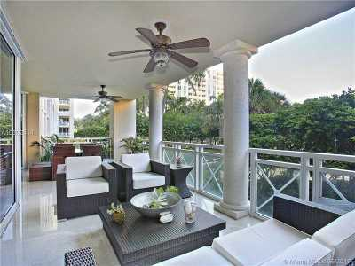 Key Biscayne Condo Active-Available: 445 Grand Bay Dr #208