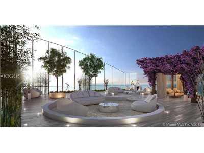 Sunny Isles Beach Condo For Sale: 17141 Collins Av #UPH