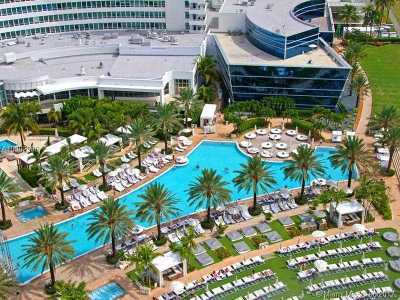 Fontainebleau Condo Active-Available: 4401 Collins Av #910