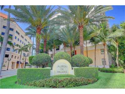 Coral Gables Condo Active-Available: 888 South Douglas Rd #PH17