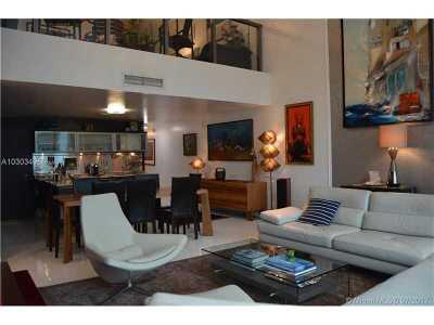 Miami Beach Condo For Sale: 6000 Collins Ave #512