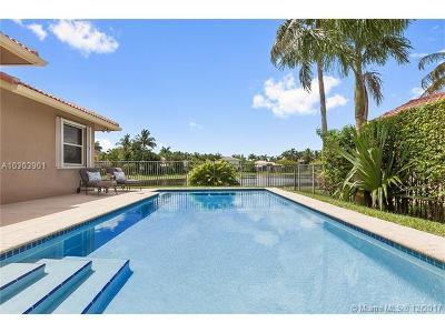 Weston Single Family Home Active-Available: 2544 Jardin Ter