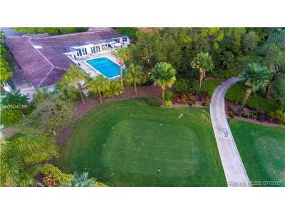 Coral Gables Single Family Home Active-Available: 4800 University Dr