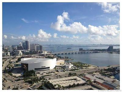Condo For Sale: 244 Biscayne Blvd #3508
