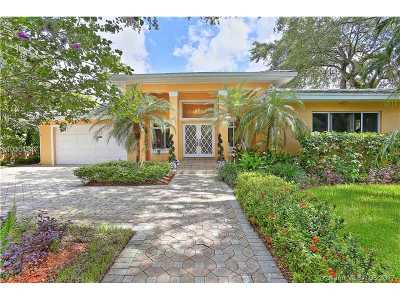 Coral Gables Single Family Home Active-Available: 1251 Castile Ave