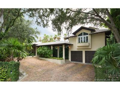 Coral Gables Single Family Home Active-Available: 301 Los Pinos Pl