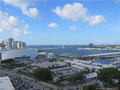 Condo For Sale: 244 Biscayne Blvd #2006